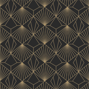 Sublime Diamond Black Wallpaper