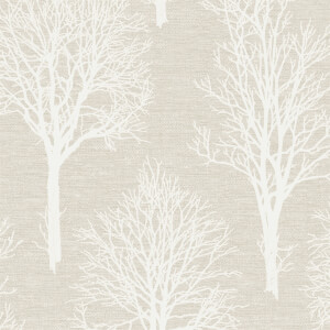 Boutique HWV Landcape Taupe Wallpaper