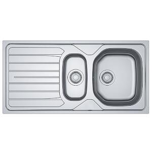 Mezzo 1.5 Bowl Sink