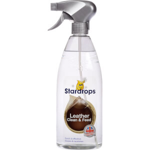 Stardrops Leather Clean & Feed