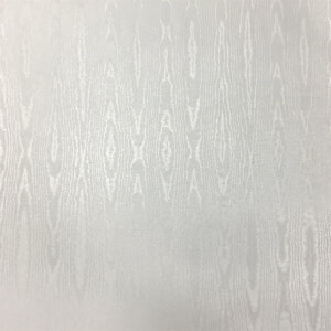 Sublime Moire Silver Wallpaper