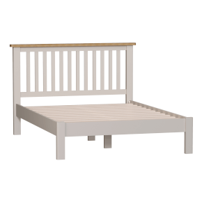Padstow Double Bed Frame - Truffle