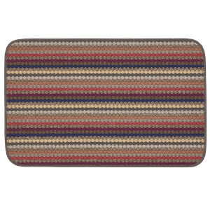 Kensington Washable Mat - Brown