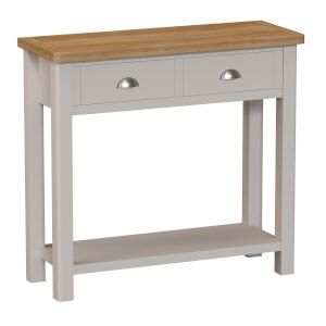 Padstow Console Table - Truffle