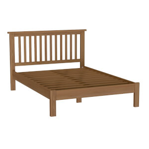 Newlyn Kingsize Bed Frame - Oak