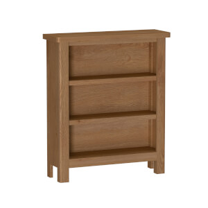 Newlyn Bookcase - Oak