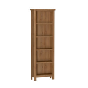 Newlyn Large Bookcase - Oak