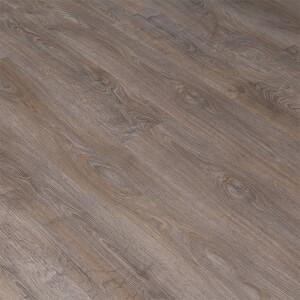 Embossed Luxury Vinyl Click Flooring - Tuscan Oak