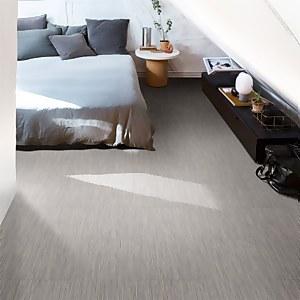 Embossed Luxury Vinyl Click Flooring -  Burbank Tile