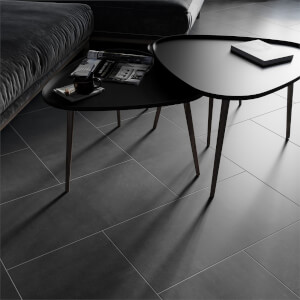 Shadow Anthracite Wall & Floor Tile - 30x60