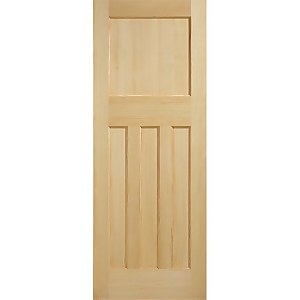 30's Style - Radiata - Pine Internal Door - 1981 x 838 x 35mm