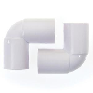 MaKe Overflow 90 Degrees Bend 22mm