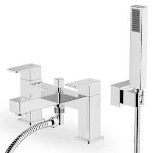 Hardraw Bath Shower Mixer - Chrome