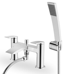 Kilfinnan Bath Shower Mixer - Chrome