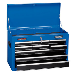 Draper 26 Inch Tool Storage Chest (9 Drawer)