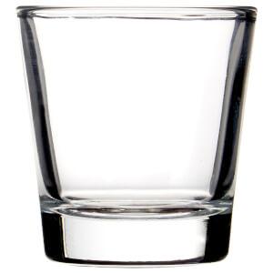 Clear Shot Glasses - 50ml - Set of 4