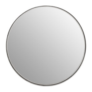 Annika Large Round Recessed Mirror