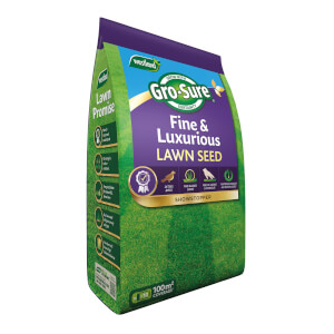 Gro-sure Finest Lawn Seed 100m2