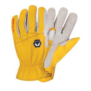 Stonebreaker Rancher Leather Work Gloves - Extra Large