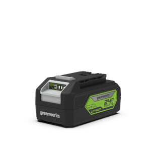 Greenworks 24V 4AH Lithium ion Battery