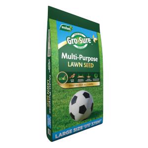 Gro-Sure Multi-Purpose Lawn Seed 375m2