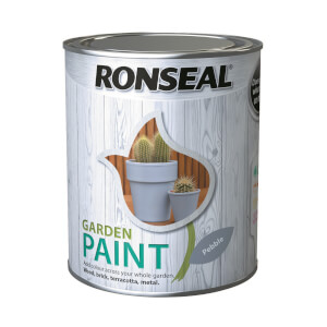 Ronseal Garden Paint - Pebble 750ml