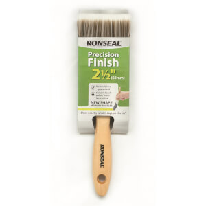 Ronseal Precision Finish Brush - 2.5in