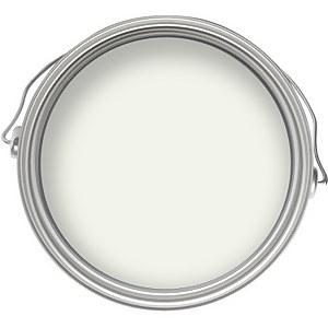 Homebase Smooth Masonry Paint - Brilliant White 5L