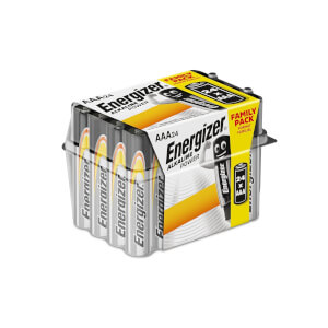 Energizer Alkaline Power AAA Batteries - 24 Pack