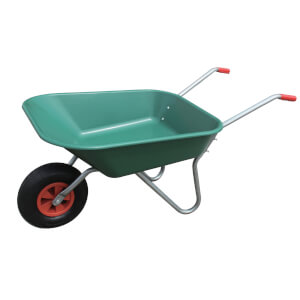 Homebase Heavy Duty Wheelbarrow