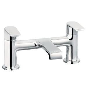 Cadence Bath Filler - Chrome