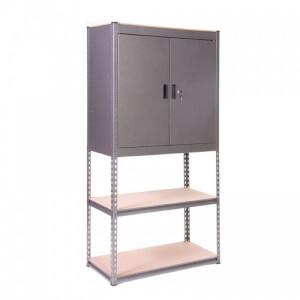 Globel Silver Vein Half Cupboard