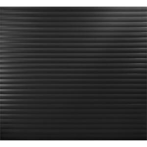 Black Insulated Electric Roller Garage Door for 2100 to 2149mm (Width)