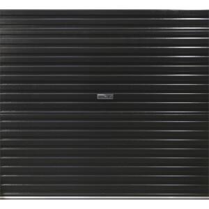 Black Roller Garage Door to suit 2350mm to 2399mm (Width)