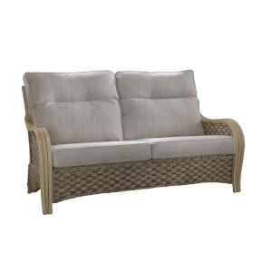 Milan 3 Seater Sofa In Jasper