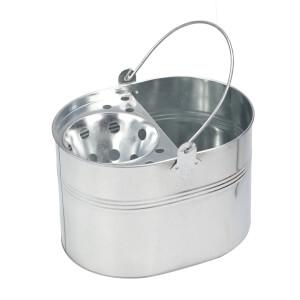 Galvanised Steel Mop Bucket