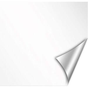 Wallpops 24 x 36 Inch White Message Board