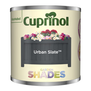 Cuprinol Garden Shades Tester - Urban Slate - 125ml