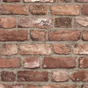 Grandeco Red Brick Wallpaper