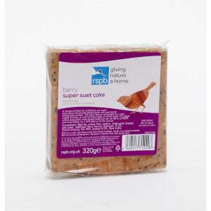 RSPB Super Suet Berry Cake