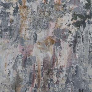 Fresco Distressed Concrete Texture Wallpaper
