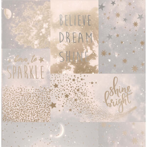 Fresco Starlight Love To Shine Wallpaper