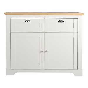 Diva Compact Sideboard - Ivory