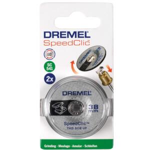 Dremel SpeedClic Grinding Wheels