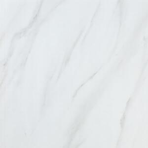 PVC Panel 2400x1200x10mm - White Marble