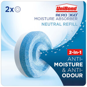 UniBond Aero 360 Neutral Refills x2