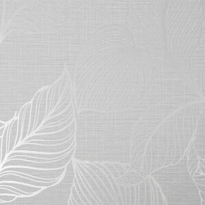 Boutique Royal Palm Moonstone Wallpaper