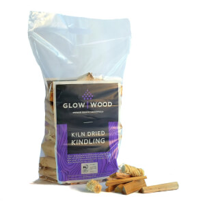 Glow Wood Kiln Dried Kindling Fuel