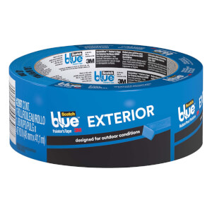 Scotchblue 2097-48ec Tape Exterior