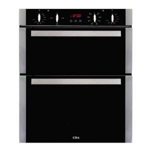 CDA DK751SS Built-under Double Electric Oven